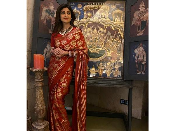 Shilpa Shetty Karwa Chauth 2020