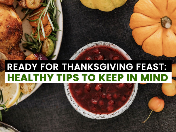 HealthyThanksgiving Tips To Keep In Mind