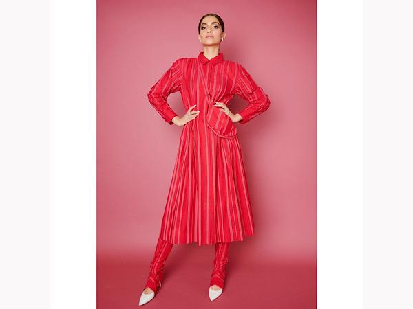 Sonam Kapoor Traditional Looks
