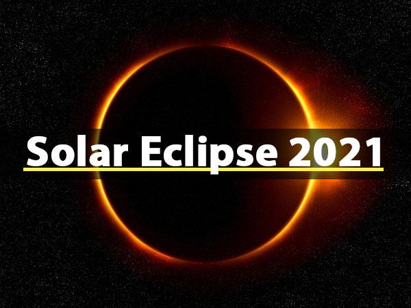 सूर्य ग्रहण 2021: रिंग ऑफ फायर