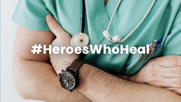 #HeroesWhoHeal: HCFI और MedTalks लॉन्च