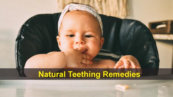 शिशुओं के लिए प्राकृतिक शुरुआती उपचार