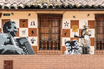 Bogota Colombia Grafitti Photography(1) May 15