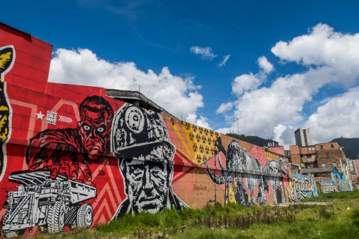Bogota Colombia Grafitti Photography(26) May 15