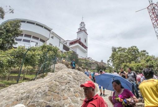 Bogota - Montserrate Hike (4 of 18) May 15-2