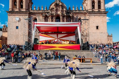 Cusco Inti Raymi Festival -30- June 2015