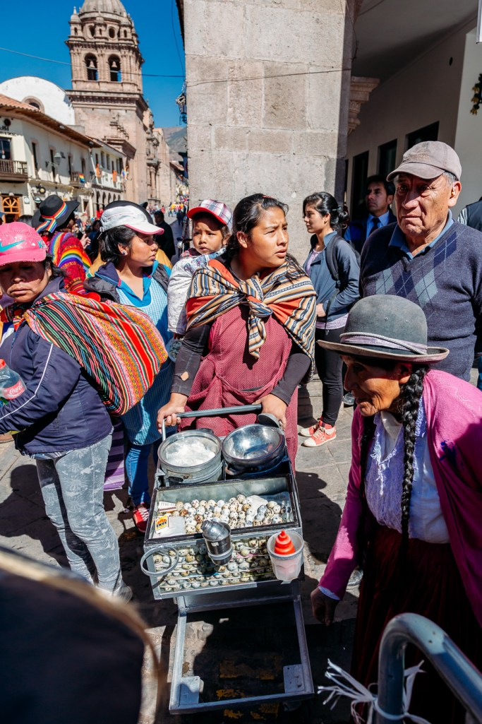 Cusco Inti Raymi Festival -48- June 2015