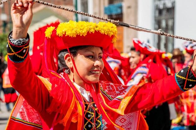 Cusco Inti Raymi Festival -51- June 2015