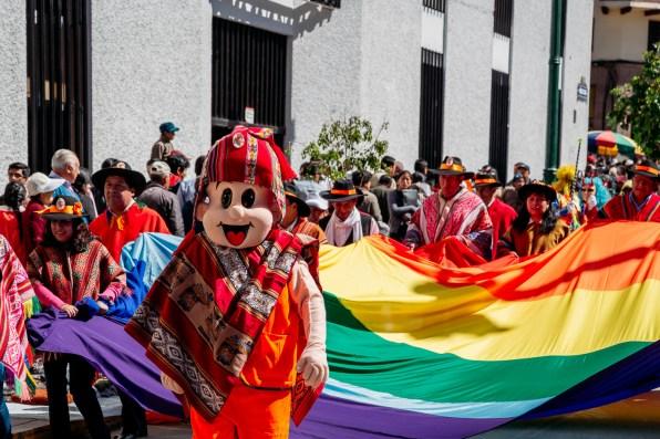 Cusco Inti Raymi Festival -57- June 2015