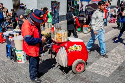 Cusco Inti Raymi Festival -67- June 2015