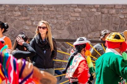 Cusco Inti Raymi Festival -73- June 2015