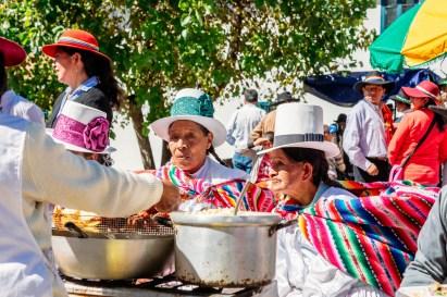 Cusco Inti Raymi Festival -79- June 2015