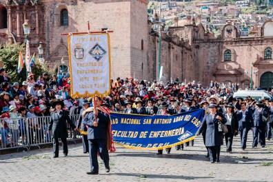 Cusco Inti Raymi Festival -9- June 2015