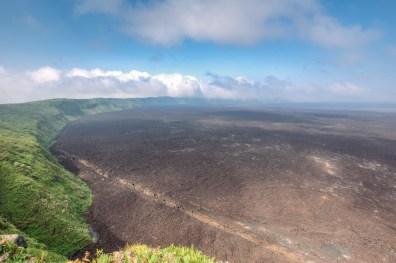 Sierra Negra Volcano, Isla Isabela