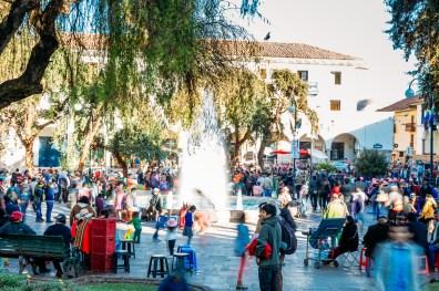 Inti Raymi Festivial In Cusco -16- June 2015