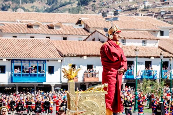 Inti Raymi Festivial In Cusco -24- June 2015