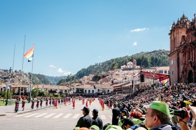 Inti Raymi Festivial In Cusco -28- June 2015