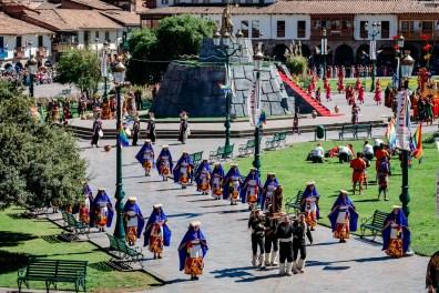 Inti Raymi Festivial In Cusco -33- June 2015