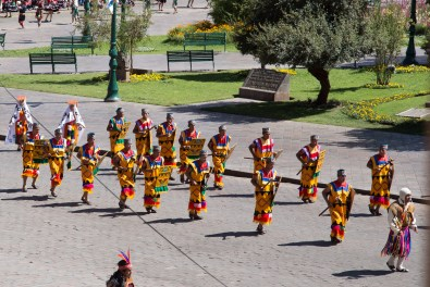 Inti Raymi Festivial In Cusco -35- June 2015