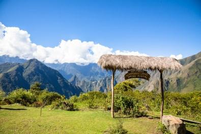 Llactapata Machu Picchu