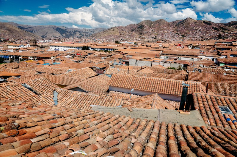 Cusco Peru -50- July 2015