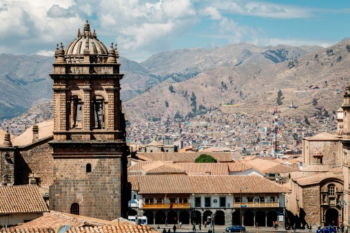 Cusco Peru -56- July 2015