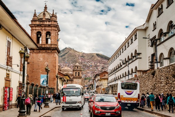 Cusco Peru -72- July 2015