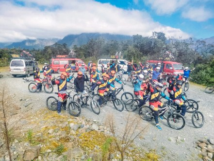 Death Road Mountain Biking Bolivia -6- July 2015