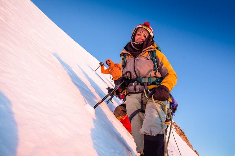 Huayna Potosi Mountain Bolivia -120- July 2015