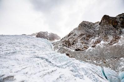 Huayna Potosi Mountain Bolivia -20- July 2015
