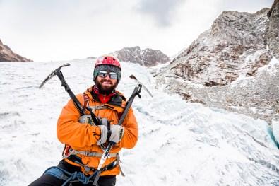 Huayna Potosi Mountain Bolivia -21- July 2015