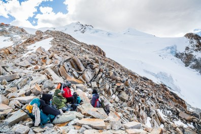 Huayna Potosi Mountain Bolivia -78- July 2015
