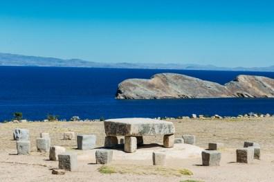 Isla Del Sol - Bolivia -15- July 2015