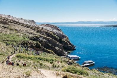 Isla Del Sol - Bolivia -2- July 2015