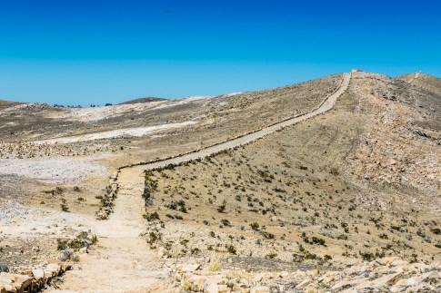 Isla Del Sol - Bolivia -23- July 2015