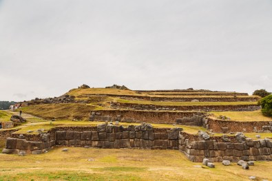 Saksaywaman Cusco Peru -1- July 2015