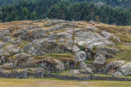Saksaywaman Cusco Peru -11- July 2015