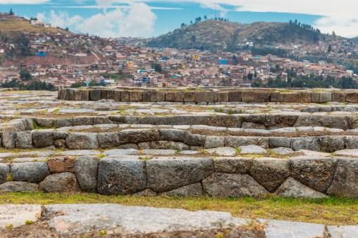 Saksaywaman Cusco Peru -13- July 2015