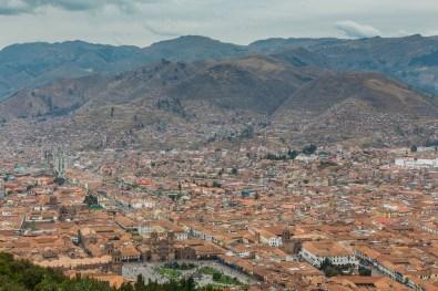 Saksaywaman Cusco Peru -18- July 2015