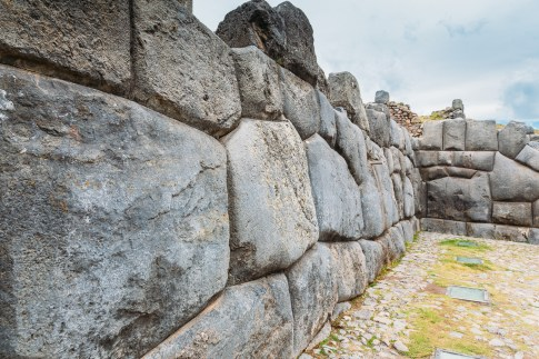 Saksaywaman Cusco Peru -23- July 2015