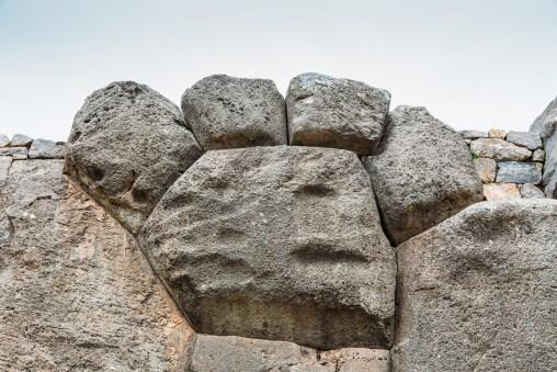 Saksaywaman Cusco Peru -5- July 2015