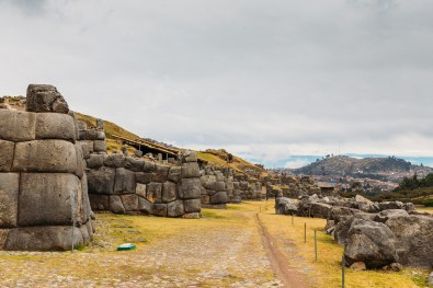 Saksaywaman Cusco Peru -9- July 2015