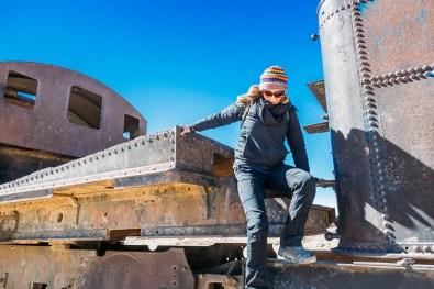 Salar de Uyuni - Bolivia -4- July 2015