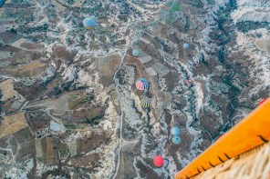 Voyager Balloons - Cappadocia Hot Air Balloon ride