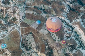Cappadocia Hot Air Ballooning Photos -20