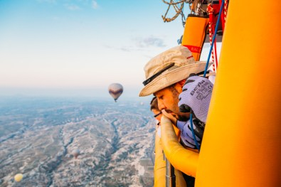 Cappadocia Hot Air Ballooning Photos -26