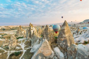 Cappadocia Hot Air Ballooning Photos -57