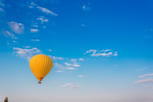 Cappadocia Hot Air Ballooning Photos -59
