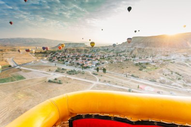 Cappadocia Hot Air Ballooning Photos -77