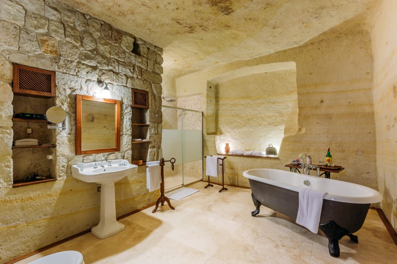 Esbelli Evi Cave Hotel Cappadocia Turkey